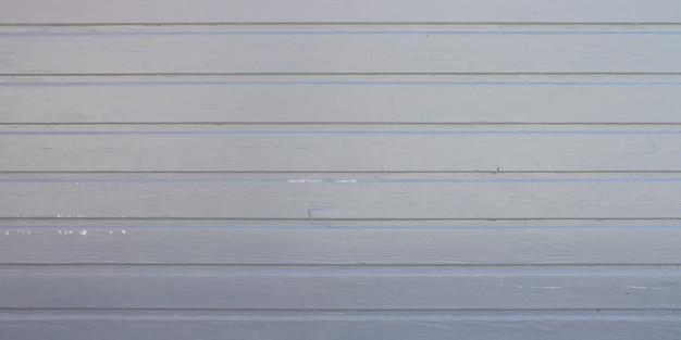 De houten grijze achtergrond van de de textuur lege houten muur van de lijst grijze bovenkant