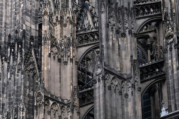 De kathedraal van keulen in duitsland