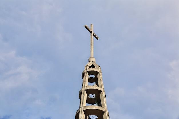 De kerk in rio de janeiro, brazilië