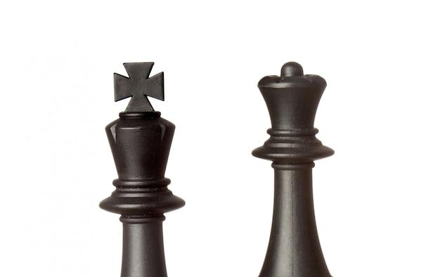 De koning en koningin