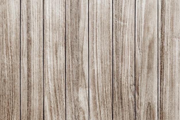 De langzaam verdwenen bruine houten achtergrond van de textuurbevloering