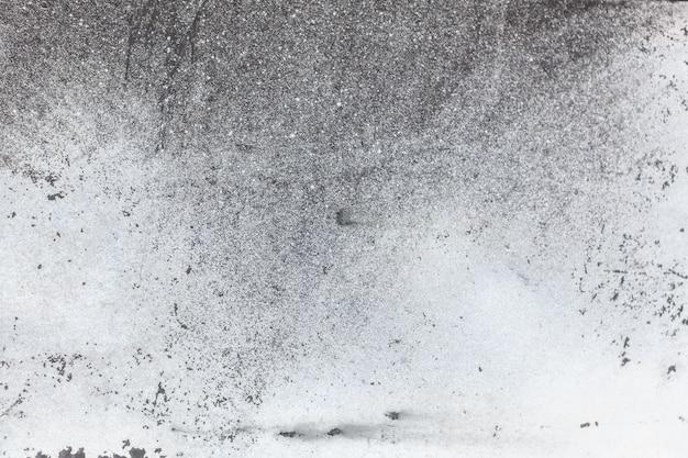 De licht versleten roestige achtergrond van de metaaltextuur. vintage effect.