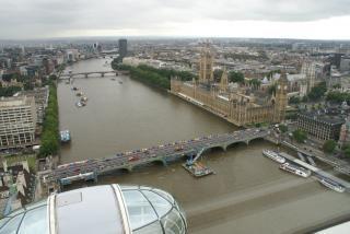 De london eye