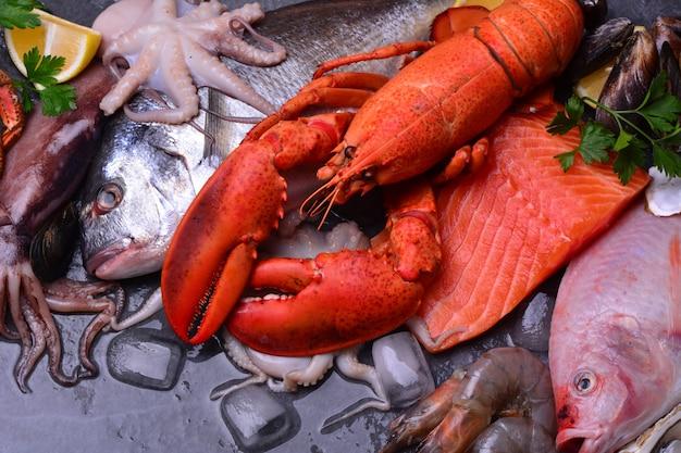 De meest verse zeevruchten voor elke smaak