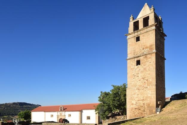 De misericordia-kerk, mogadouro, tras os montes, portugal