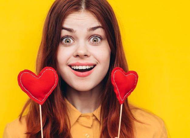 De mooie harten van de vrouwenholding
