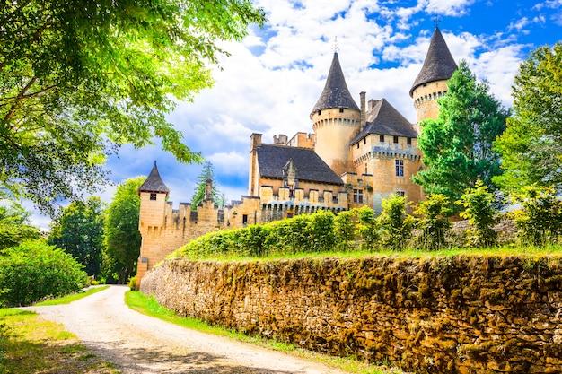 De mooiste kastelen van frankrijk