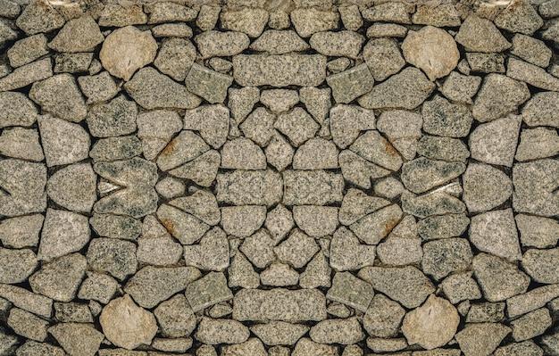 De muurachtergrond van de steen, oude baksteentextuur