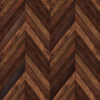 De naadloze houten achtergrond van de patroontextuur, scheef hout voor muur en vloerontwerp