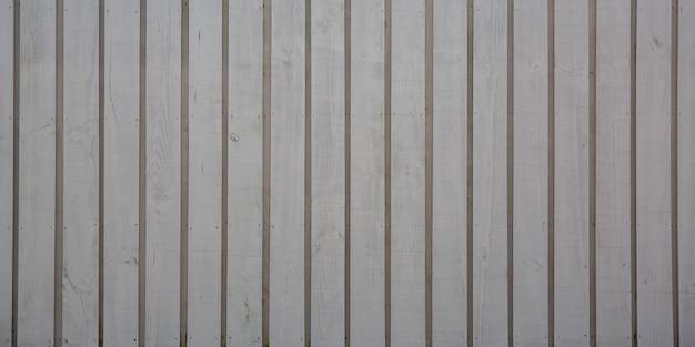 De natuurlijke donkergrijze houten achtergrond doorstond de grijze textuur van de de textuur houten muur van de panorama natuurlijke banner uitstekende