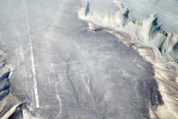 De nazca-lijnen - unesco-werelderfgoed
