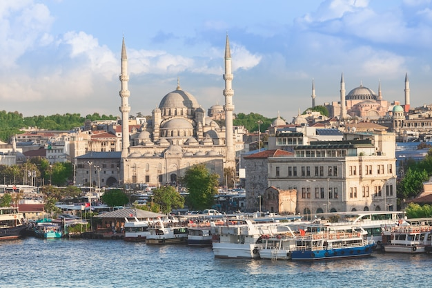 De nieuwe moskee