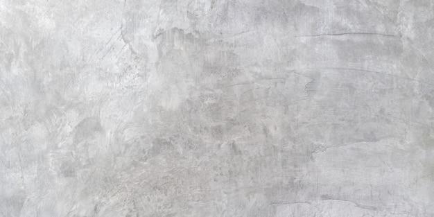 De oppervlaktetextuur en achtergrond van de panorama concrete muur met exemplaarruimte.