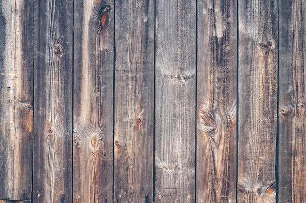 De oude houten achtergrond van de planktextuur, uitstekend filterbeeld