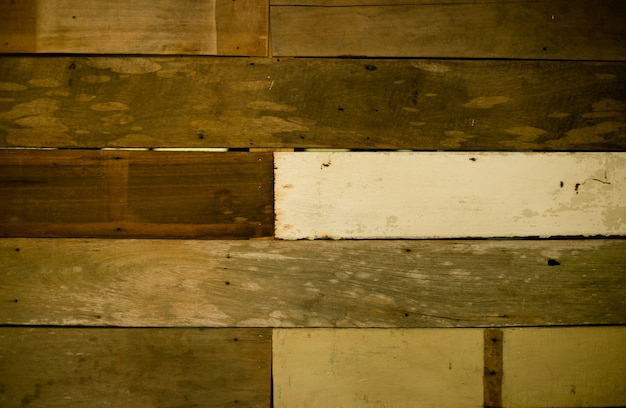 De oude houten achtergrond.