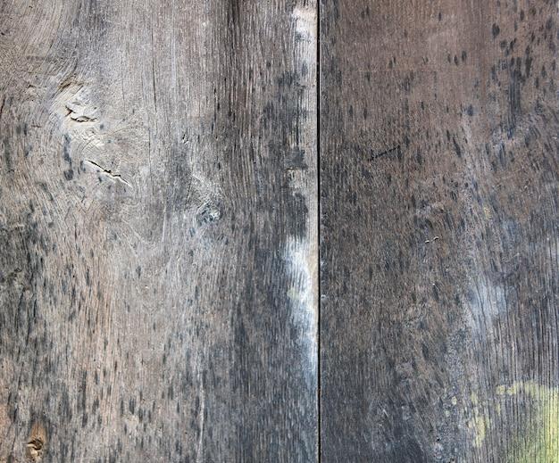De oude houten plank