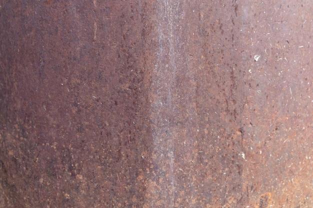 De oude roestige achtergrond van de ijzertextuur.