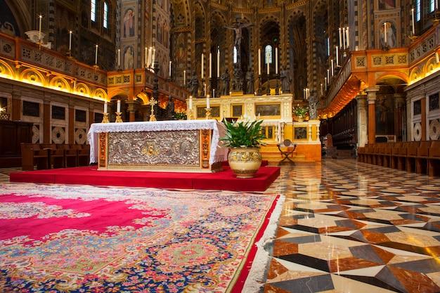 De pauselijke basiliek van sint-antonius van padua