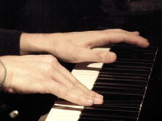 De pianoman, een instrument, een snelle