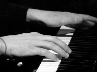De pianoman, sleutels