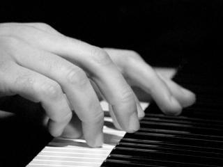 De pianoman, snel