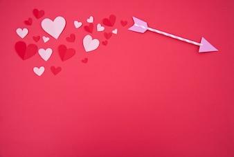 De Pijl van de Cupido - St. Valentine Concept