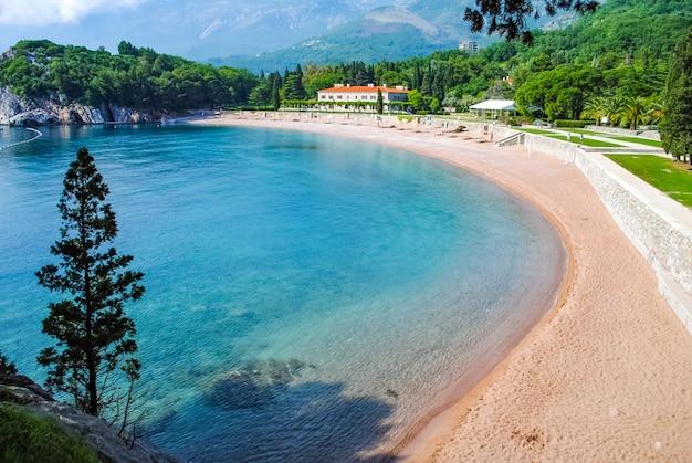 De prachtige stranden van montenegro