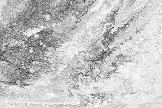 De schaduwen van grijze olie laten vallen achtergrond