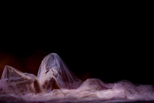 De sensuele en emotionele dans van een mooie ballerina