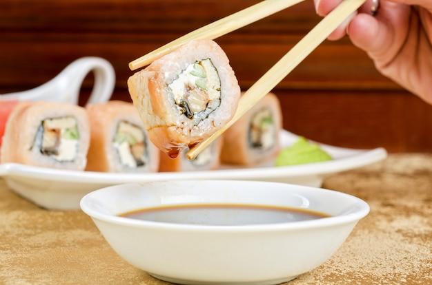 De sushi