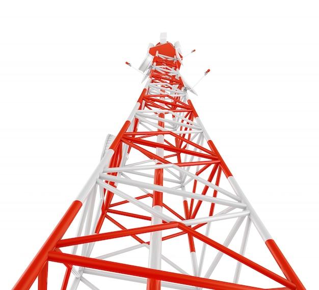 De telecommunicatietoren