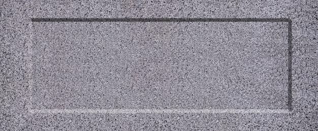 De textuur van massieve graniettegels