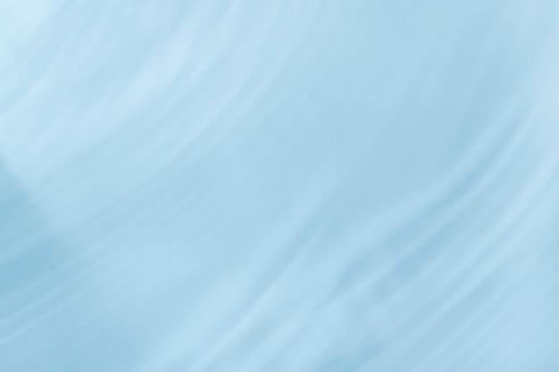De textuurachtergrond van de waterrimpeling, blauw behangontwerp