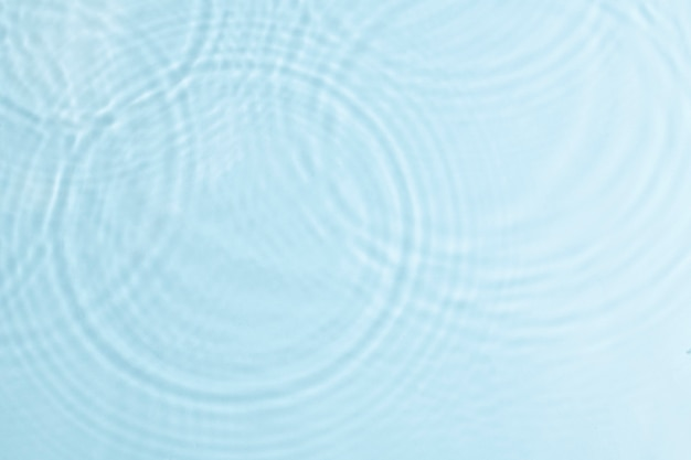 De textuurachtergrond van de waterrimpeling, blauw ontwerp