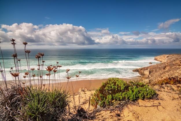 De verleidelijke kust van portugal costa vicentina, sagres.