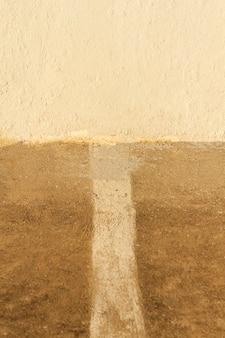De verticale abstracte achtergrond van de cementweg