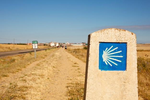 De weg van st. james