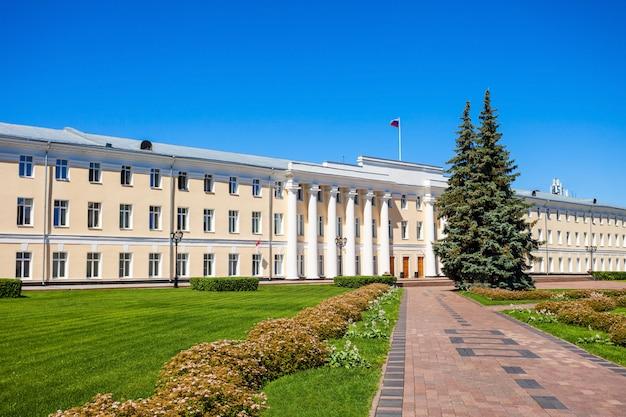De wetgevende vergadering house