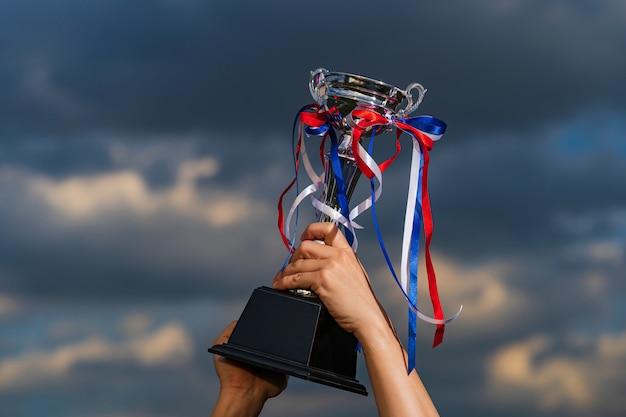 De winnaar en het succesvolle concept