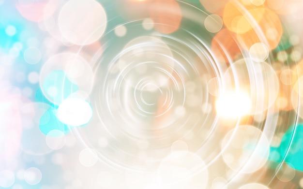 De winterstemming komt eraan. glitter vintage lichten achtergrond. intreepupil bokeh-effect. achtergrond, behang voor reclame of ontwerp, apparaat. kopieerruimte. magische glinstering.