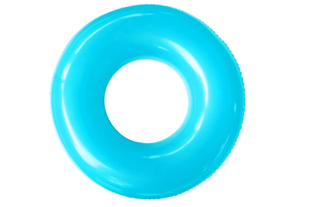 De zwemring is afgeleid van de binnenband, het binnenste, omsloten, opblaasbare deel van oudere autobanden.