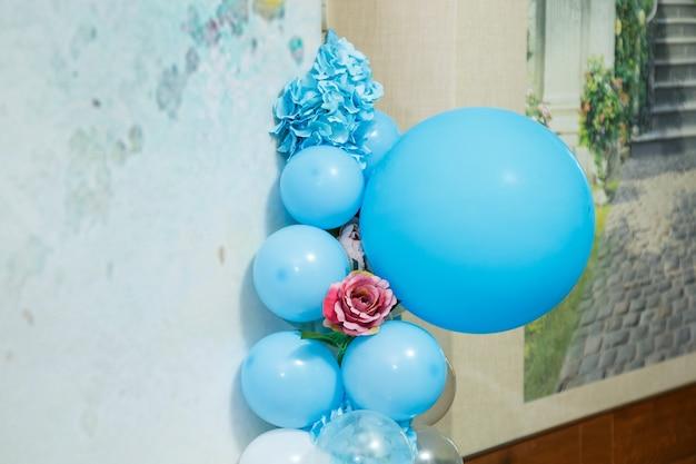 Decoratie en decor voor kinderfeestje