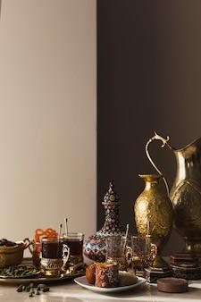 Decoratief ramadan concept