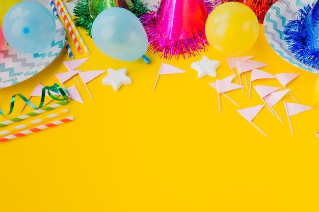 Decoraties voor verjaardagsfeest