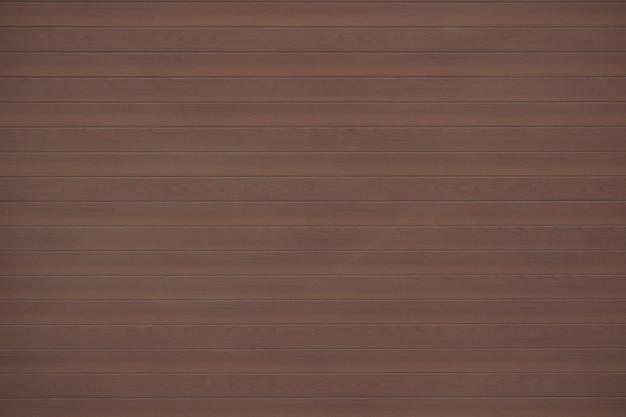 Decoratieve bruine houten paneeltextuur als achtergrond met abstract horizontaal woodgrain patroon