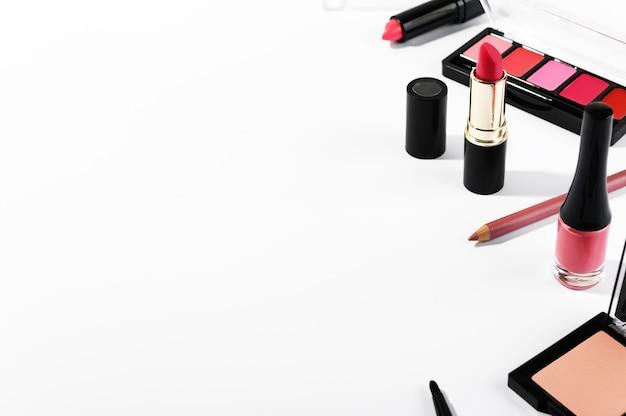 Decoratieve cosmeticaproducten kit