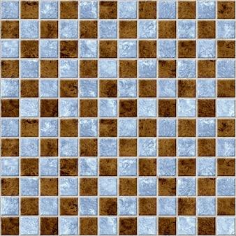 Decoratieve keramische tegels met natuurlijke marmeren textuur. achtergrondstructuur, mozaïek
