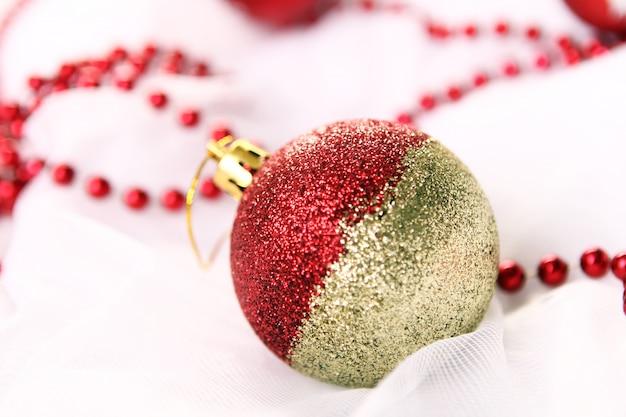 Decoratieve kerstbal