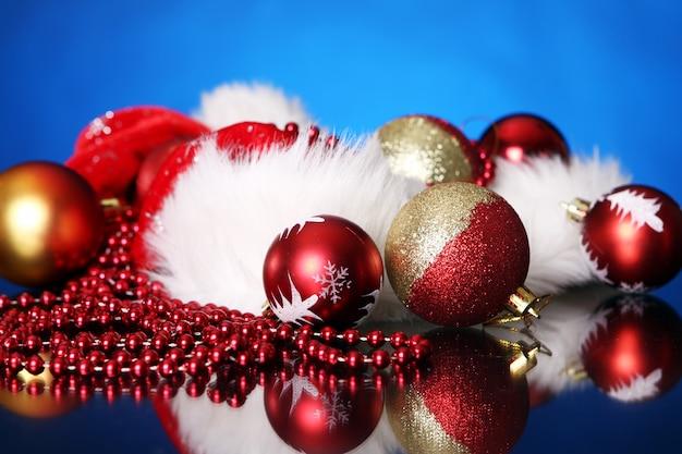 Decoratieve kerstballen