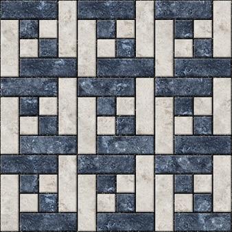 Decoratieve marmeren tegels. natuursteen patroon. achtergrond textuur
